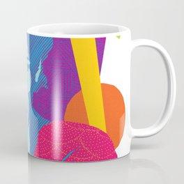 GINA :: Memphis Design :: Miami Vice Series Coffee Mug