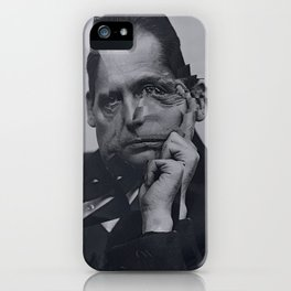 Cut Gropius 3 iPhone Case