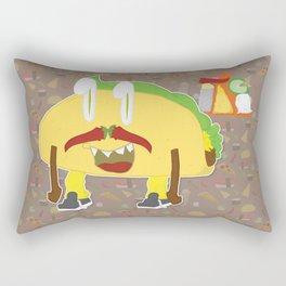 Feed Me- Tacito Rectangular Pillow