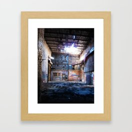 Globe Trading Co. Ruin 02 Framed Art Print