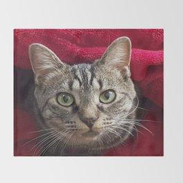 Ruby Throw Blanket