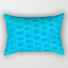 Bluegum Beez Wax Rectangular Pillow