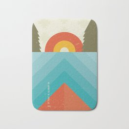 Niangua River Bath Mat