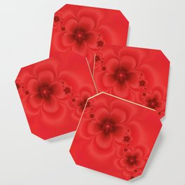Remembrance Fractal Coaster