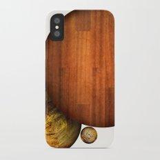 Franklin Square Balls Slim Case iPhone X