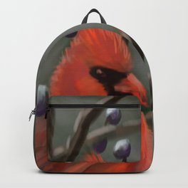 Male Cardinal DP151210a-14 Backpack