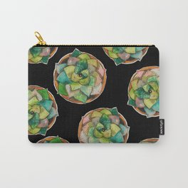 Sucker for succulents! Carry-All Pouch