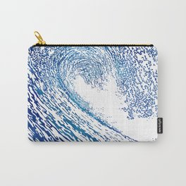 Pacific Waves IV Carry-All Pouch