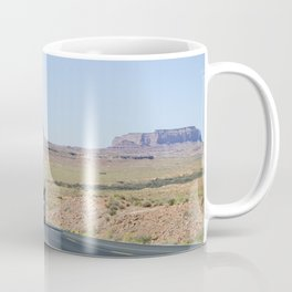 Monument Valley road trip Coffee Mug