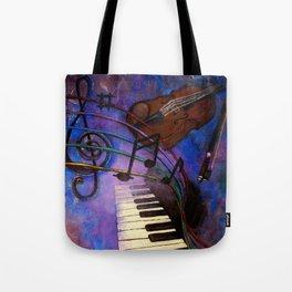 String Theory Tote Bag