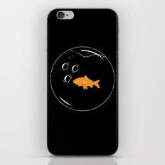 Fish Bowl iPhone & iPod Skin