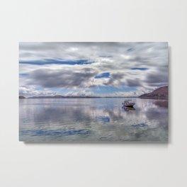 Lake Titcaca Metal Print