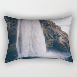 Waterfall 04 Rectangular Pillow