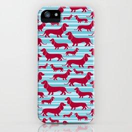HotDogs iPhone Case