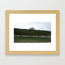 Perfect Silence Framed Art Print