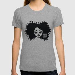 Simply + Cute (Black) T-shirt