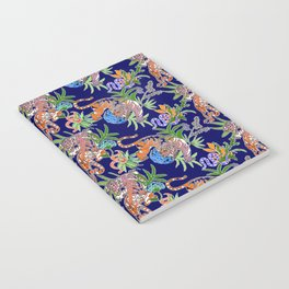 Tiger Print Notebook