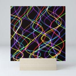 Light Show Mini Art Print