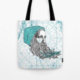 Ahoi Sailor Hauke Tote Bag