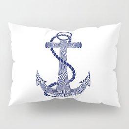 Tribal Anchor Pillow Sham