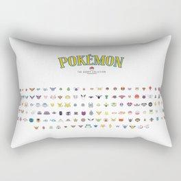 Gotta Catch Em' All! Rectangular Pillow