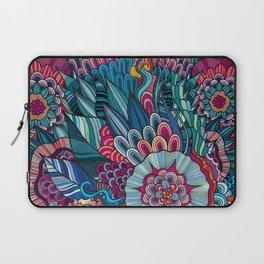 flowers /Agat/ Laptop Sleeve