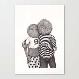 You've Done Well Canvas Print