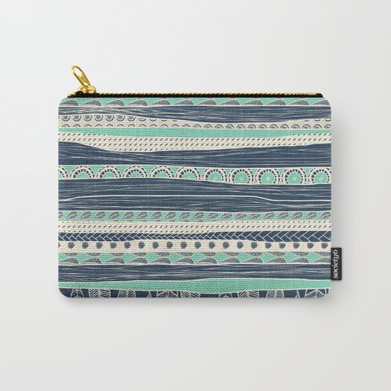 aztec color variation Carry-All Pouch