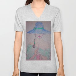 Kissable #Society6 #buyart #decor Unisex V-Neck