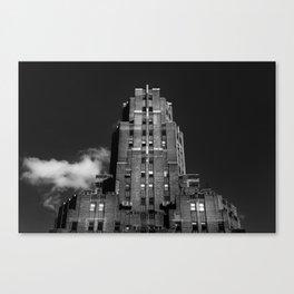 Master Building Canvas Print