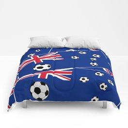 Australian Flag Football Comforters