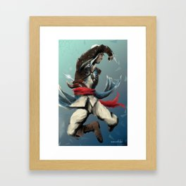 Edward Kenway Framed Art Print
