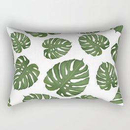my leaf Rectangular Pillow