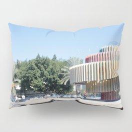 Tel Aviv photo - Dizengoff Square Pillow Sham
