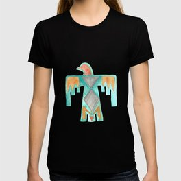 Thunder Bird Tribal Design T-shirt