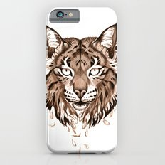 Iberian Lynx: Drifting Slim Case iPhone 6s