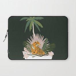 Jungle Spa Laptop Sleeve