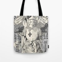 knight Tote Bags featuring Knight by Tshirt-Factory