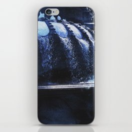 Star Fountain iPhone Skin