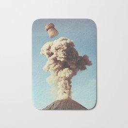 Volcanic Pop Bath Mat
