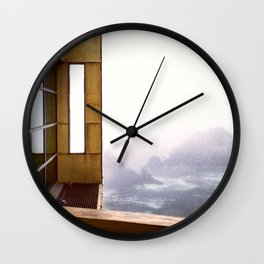 Day Ten: Cliff House Wall Clock