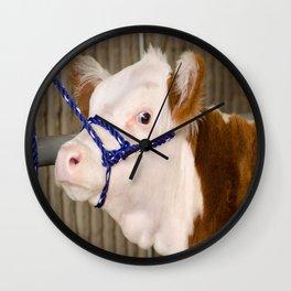 Scared Wall Clock