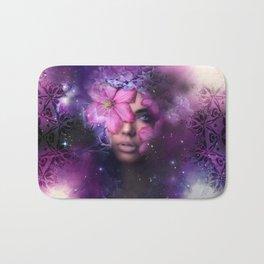 Ode to Ultra Violet Bath Mat