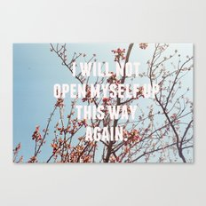 song for zula Canvas Print