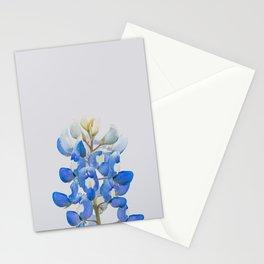 Minimalist Spring Wildflower Stationery Cards