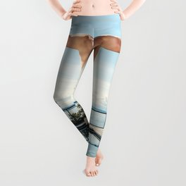 Freedom In Summer Leggings