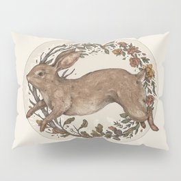 Rabbit Pillow Sham