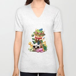 League of Legends: Teemo Unisex V-Neck