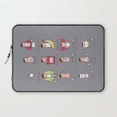 Just one more cup Laptop Sleeve