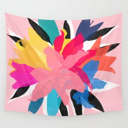 lily 14 Wall Tapestry